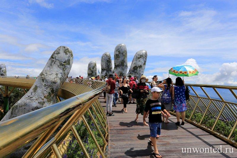 Мост во Вьетнаме фото
