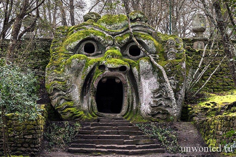Скульптурный парк Бомарцо