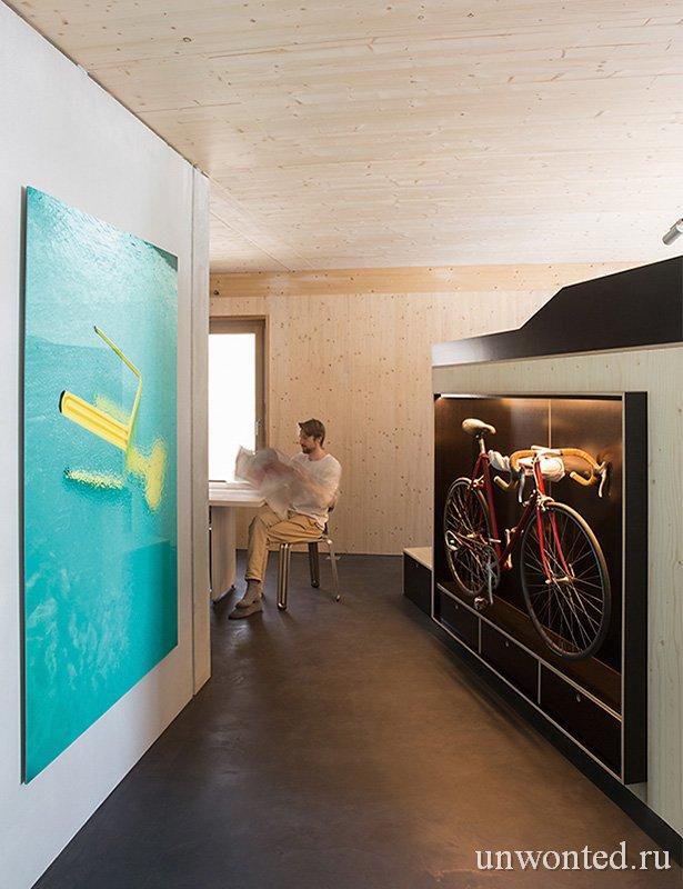 Шкаф для малогабаритной квартиры фото
