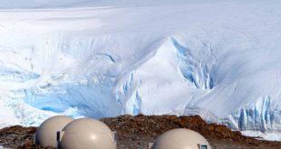 Путешествие в Антарктиду с White Desert