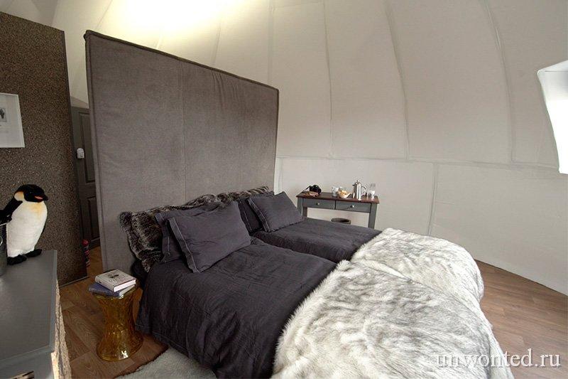 Кровать в кемпинге Whichaway