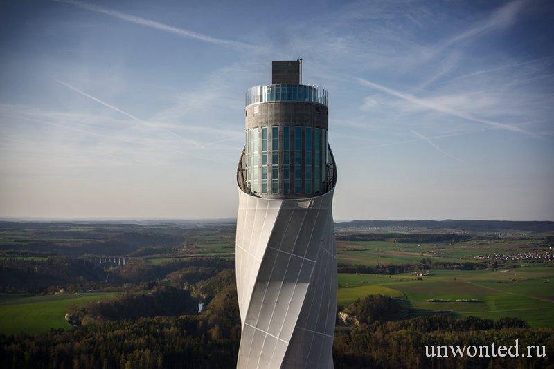 ThyssenKrupp Elevator - экспериментальная башня