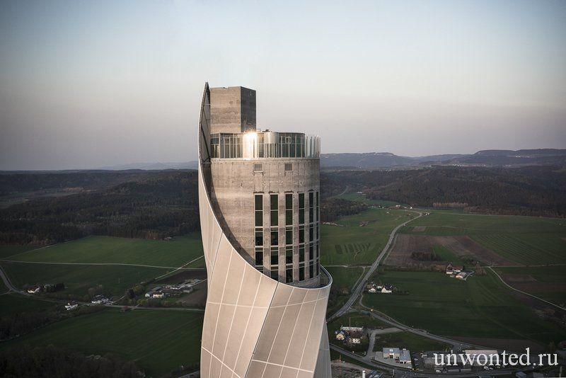 Башня ТиссенКрупп