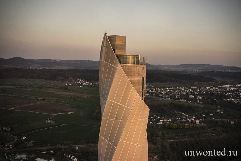 Научная башня ThyssenKrupp - фасад