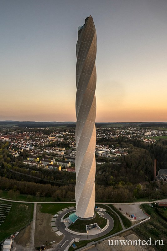 Устойчивая башня ThyssenKrupp