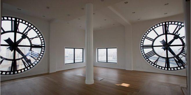 Трехэтажная квартира в башне с часами ClockTower