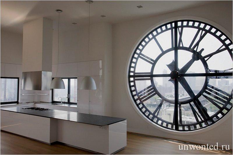 Шикарный пентхаус в башне ClockTower
