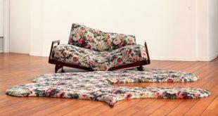 Странная мебель датской художницы Нины Сондерс
