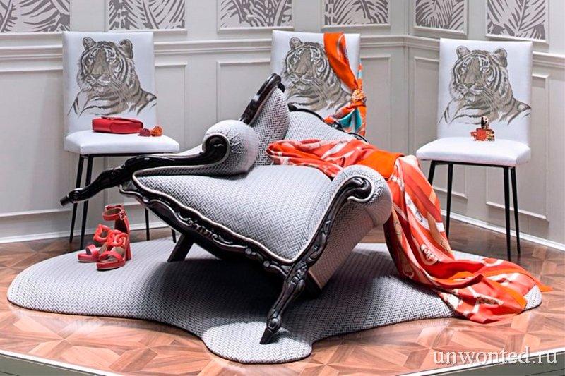 Странная мебель - Растаявшее кресло