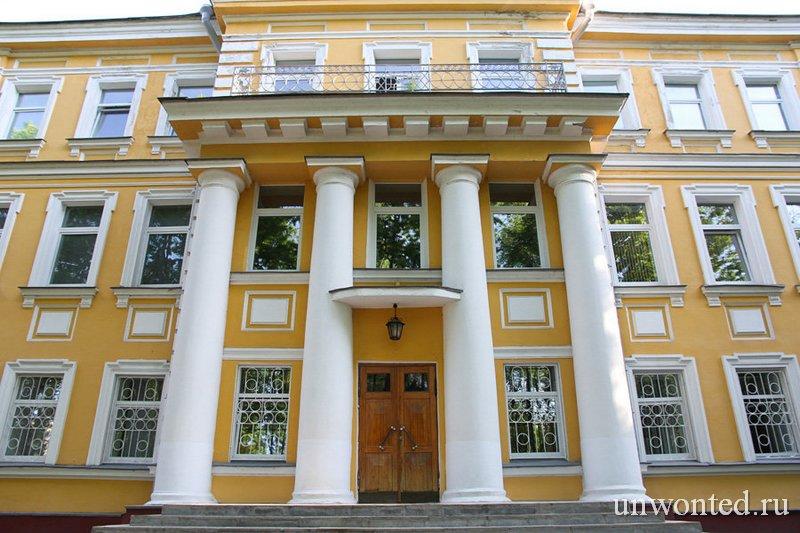 Достопримечательности Витебска - Губернаторский дворец