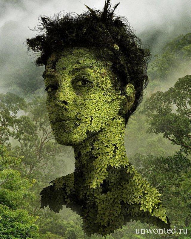 Лица природы - Игорь Морски